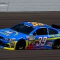 2013 NSCS Driver Ryan Newman in the No. 39 Code 3 Associates Chevrolet SS - Photo Credit: Chris Trotman/Getty Images