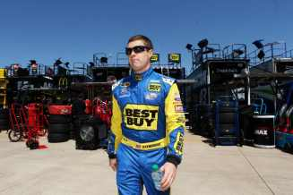 2013 NSCS Driver Ricky Stenhouse Jr (Best Buy) - Photo Credit: Ronald Martinez/Getty Images
