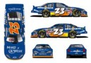 No. 23 Make-A-Wish / Allegiant Air Chevrolet Impala