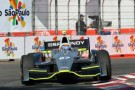 2013 IICS SFHR Driver Josef Newgarden on track - Photo Credit: INDYCAR