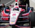 No. 2 IZOD Team Penske Dallara/Chevrolet