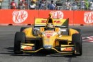 2013 IICS Driver Ryan Hunter Reay in the No. 1 DHL Andretti Autosport Chevrolet on Track - Photo Credit: Chris Jones/INDYCAR
