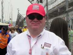 2013 IICS Team Owner Chip Ganassi - Photo Credit: Paul Powell/Catchfence