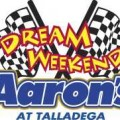Aaron's Dream Weekend at Talladega