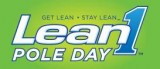 Lean1 Pole Day Logo