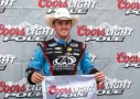 2013 Austin Dillon Coors Light Pole Award - Photo Credit: Kevin C. Cox/Getty Images