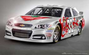 2013 NSCS No. 33 Canadian Tire Chevrolet SS (Ron Fellows)