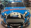 NSCS No. 43 GoBowling.com Ford Fusion