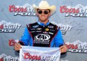 2013 NNS Driver Austin Dillon on the Pole - Sean Gardner/Getty Images