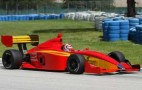 Cooper Tires Indy Lights Tire Test with Andretti Autosport's Carlos Munoz