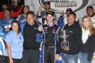 Kyle Benjamin Wins At Salem (Ind.) Speedway
