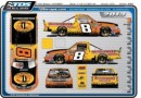 No. 8 Wally Dallenbach Jr. Foundation Chevrolet Silverado Layout