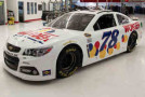 2013 NSCS No. 78 Furniture Row/Wonder Bread Chevy SS - Furniture Row Racing