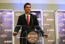 Jimmy Small, new Iowa Speedway president (Photo Credit: Getty Images for NASCAR)