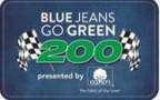 Blue Jeans Go Green 200 Logo