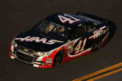 2014 NSCS Driver Kurt Busch on track in the No. 41 Haas Automation Chevy SS - Photo Credit: Todd Warshaw/Getty Images