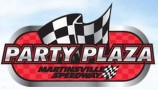 Martinsville Speedway's Party Plaza