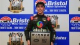 Ben Rhodes earned the pole award for Saturday's PittLite 125 at Bristol Motor Speedway (Photo Credit: Getty Images)