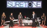 2014 VICS No 26 Suretone Andretti Autosport Honda Unveiling with driver Kurt Busch, team owner Michael Andretti and Suretone Entertainment Chairman Jordan Shur