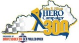 The John R. Elliott HERO Campaign 300 presented by Drive Sober or Get Pulled Over