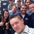 NASCAR Next Selfie