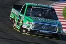 Johnny Sauter, No. 98 Smokey Mountain Herbal Snuff / Curb Records Toyota Tundra