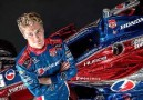 2014 VICS Driver Josef Newgarden Driver of the No. 67 Strike/SFHR Dallara Honda