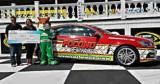 Pocono Raceway Fan Wins $16,000 - Photo Credit: Pocono Raceway