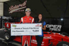 Rookie Alex Baron Fastest for Belardi Auto Racing in Toronto to Earn First Pole