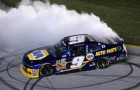 Chase Elliott, driver of the #9 Napa Auto Parts Chevrolet, wins the EnjoyIllinois.com 300 race at Chicagoland Speedway on July 19, 2014 in Joliet, Illinois. - Photo Credit: Jonathan Daniel/Getty Images