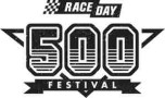 Race Day 500 Festival Hosted by NewSpring Church Logo