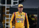 2014 NSCS Driver Kyle Busch (M&M's) - Photo Credit: Sarah Glenn/Getty Images
