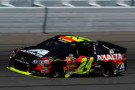 2014 NSCS Driver Jeff Gordon on track at Michigan International Speedway in the No. 24 Axalta Chevrolet SS - Photo Credit: Jared C. Tilton/Getty Images
