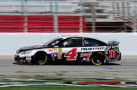 2014 NSCS Driver Kevin Harvick on track at Atlanta Motor Speedway in the No. 4 Jimmy Johns Chevy SS - Photo Credit: Jeff Curry/Getty Images