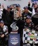 Johnny Sauter Wins Careers for Veterans 200 at Michigan International Speedway (Photo Credit: Grace Krenrich)