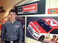 Ryan Blaney Joins Wood Brothers Racing in the 2015 NASCAR Sprint Cup Series