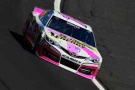 2014 NSCS Driver Clint Bowyer on Track in the No. 15 Pink Lemonade 5-hour ENERGY Toyota Camry - Photo Credit: Brian Lawdermilk/Getty Images
