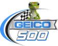 GEICO 500 Logo