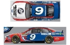 2015 NSCS No. 9 Mercury Marine/Medallion Bank Ford Fusion Rendition