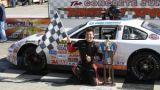 Chad Finchum Continues His Winning Ways (Photo Credit: Corey Latham / RACE22.com )
