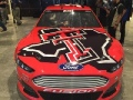 2015 NSCS No. 32 Texas Tech University Ford Fusion