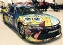 2015 NSCS No. 55 SpongeBob SquarePants Toyota Camry