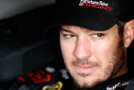 2015 NSCS Driver, Martin Truex in car closeup - Photo Credit: Jeff Zelevenasky/Getty Images