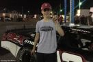 Harrison Burton Inherits First Southern Super Series Victory at Mobile International Speedway