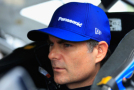 2015 NSCS Jeff Gordon sits in his No. 24 Panasonic Chevrolet SS at Michigan International Speedway. - Photo Credit: Chris Trotman/Getty Images
