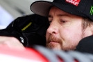 Kurt Busch, driver of the #41 Haas Automation Chevrolet, - Photo Credit: Brian Lawdermilk/Getty Images
