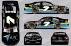 2015 NSCS No. 7 Advanced Patient Care Chevrolet SS (Rendition)