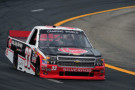 Austin Dillon, driver of the #33 Rheem Chevrolet, practices for the NASCAR Camping World Truck Series UNOH 175 at New Hampshire Motor Speedway on September 25, 2015 in Loudon, New Hampshire. - Photo Credit: Jared C. Tilton/Getty Images