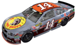 Bass Pro Shops-sponsored Tony Stewart will race a retro-inspired No. 14 Bass Pro Shops/Mobile 1 Chevrolet SS in the Sept. 6 Bojangles Southern 500 at Darlington as a part of the track's The Tradition Returns weekend.