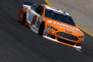 2015 NSCS Driver, Sam Hornish Jr., on track in the No. 9 Shaw's Ford Fusion - Photo Credit: Jeff Zelevansky/Getty Images